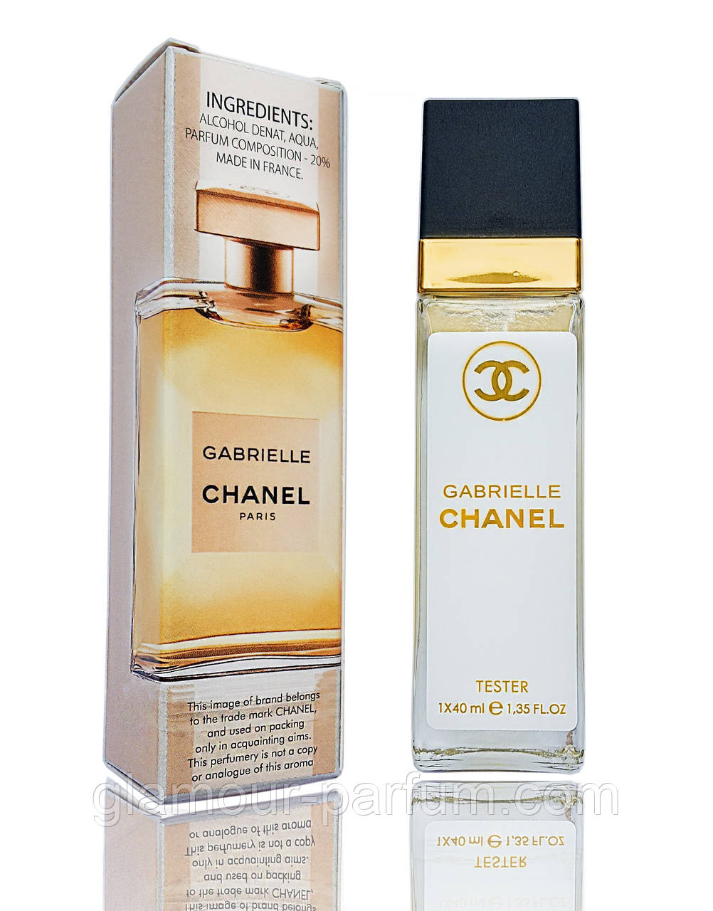 купить Chanel Gabrielle шанель габриель 40мл реплика по низкой