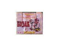 Полиэтиленовый пакет Майка с логотипом «Козак» 22x36 см Comserv