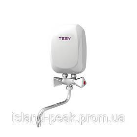 Эл. проточный в-н TESY со смесителем 5,0 кВт (IWH 50 X02 KI)