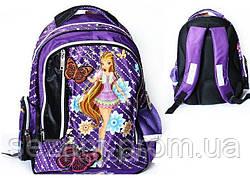 """Ранець-рюкзак  """"FairyClub"""", 2 відд., 38*29*17 см, JQ PL, 9516, CLASS"""