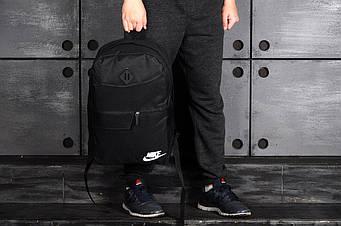 Спортивный рюкзак Nike черного цвета  (люкс копия)