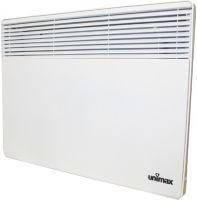 Электрический конвектор отопления настенный с терморегулятором 1500 Вт Unimax 65663