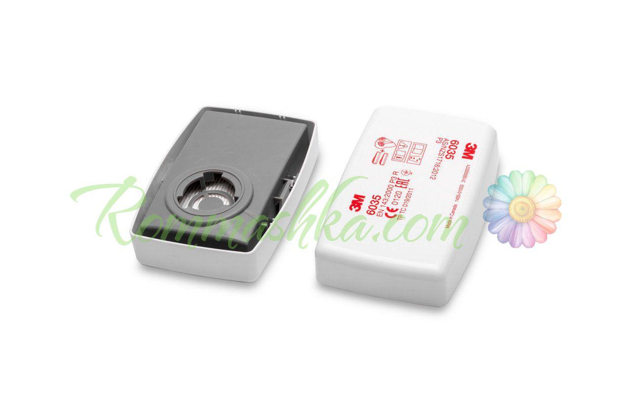 Фильтр для респиратора Vita - 3 м-6000 (Canada-6035)