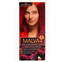 Краска для волос Мальва № 232 Красный Коралл