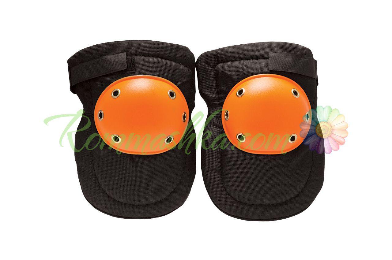 Наколенники Vita - с оранжевой накладкой