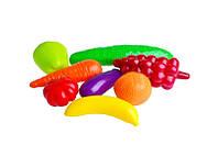 Игровой набор овощи и фрукты 362  ,8  элементов