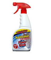 Средство для чистки ванной и туалета Power Wash Kalkloser 750 мл (Германия)