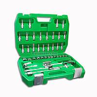 Набор инструментов для авто в чемодане 46 шт ET-6046