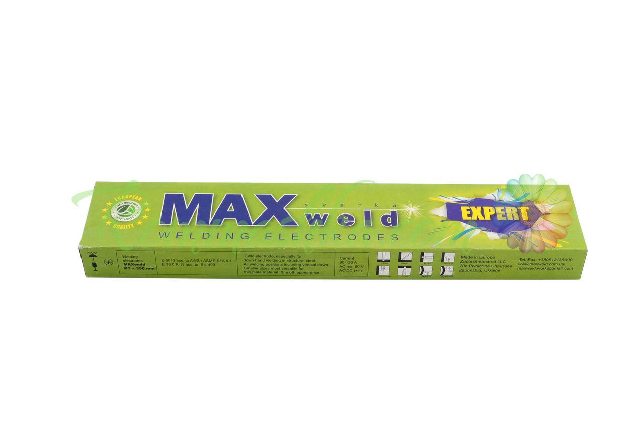 Электроды MAXweld - (Expert) 4 мм х 5 кг