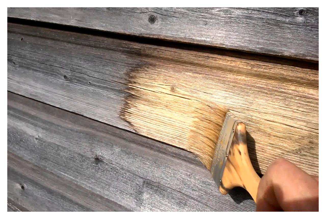 Wood Bleach 10л-Відбілювач для деревини бесхлорный