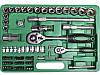 Набор Авто Инструмента | 72 предмета | INTERTOOL ET-6072SP
