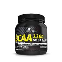 BCAA OLIMP в капсулах  Mega Caps 1100  (300 caps)