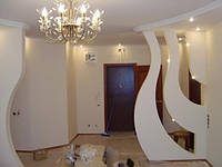 Грунтовка стен. Киевская область