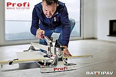 Плиткорез ручной профессиональный Battipav Profi 85 ALU, фото 3