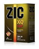 Моторное масло Zic XQ 5W-30 (Канистра 1литр) универсальное (бензин + дизель), фото 4