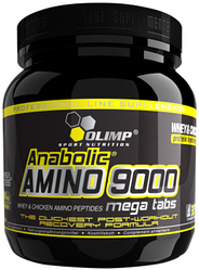 Аминокислоты Olimp Amino 9000 300 tabs