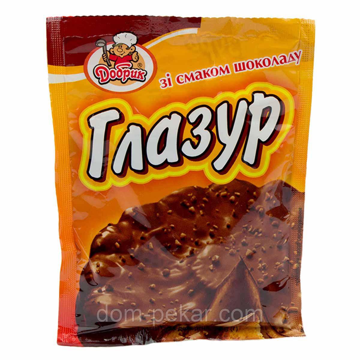 Глазурь пасхальная Шоколадная Добрик, 75 гр