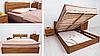 Двуспальная кровать София V с подъемным механизмом , фото 3