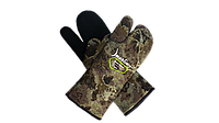 Перчатки Marlin NORD GREEN 3-х палые 7 мм, фото 1