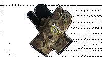 Рукавички Marlin NORD GREEN 3-х палі 7 мм, фото 1