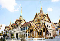 Фотообои замок Тайланд