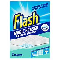 Губки для уборки в ванной комнате Flash Magic Eraser (2 шт.) США