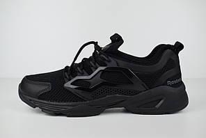 Мужские кроссовки Reebok FURY Adapt, черные