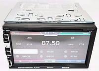 """2din Pioneer PI-803 7"""" экран GPS-Mp3-Dvd-Tv/Fm-тюнер"""