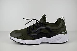 Мужские кроссовки Reebok FURY Adapt, зеленые