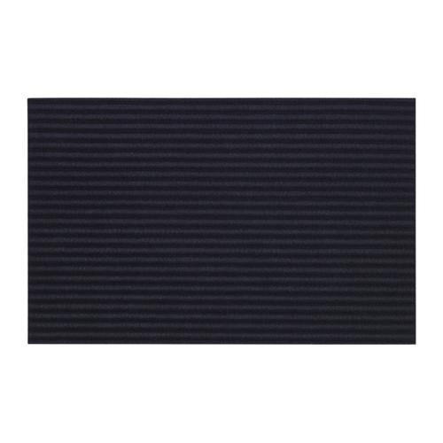 Придверный коврик IKEA KRISTRUP 35x55 см темно-синий 903.924.52