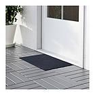 Придверный коврик IKEA KRISTRUP 35x55 см темно-синий 903.924.52, фото 3