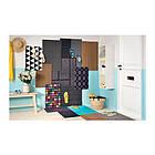 Придверный коврик IKEA KRISTRUP 35x55 см темно-синий 903.924.52, фото 7