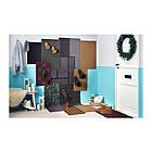 Придверный коврик IKEA KRISTRUP 35x55 см темно-синий 903.924.52, фото 6