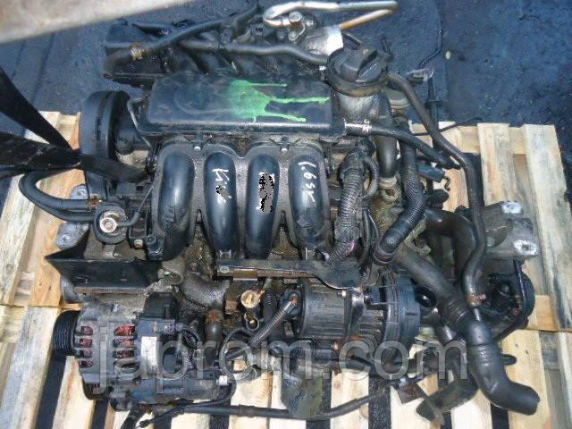 Мотор (Двигатель) VW Bora Golf Leon A3 1.6 SR 8v AEH 2000r