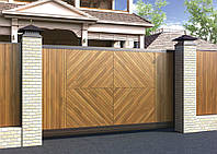 Зсувні ворота DoorHan Premium, фото 1