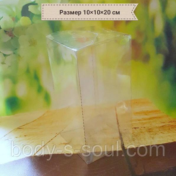 Высечка пластиковая 10*10*20 см