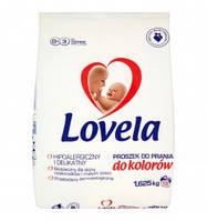 Детский гипоаллергенный стиральный порошок Lovela 1.625 кг 13 стирок