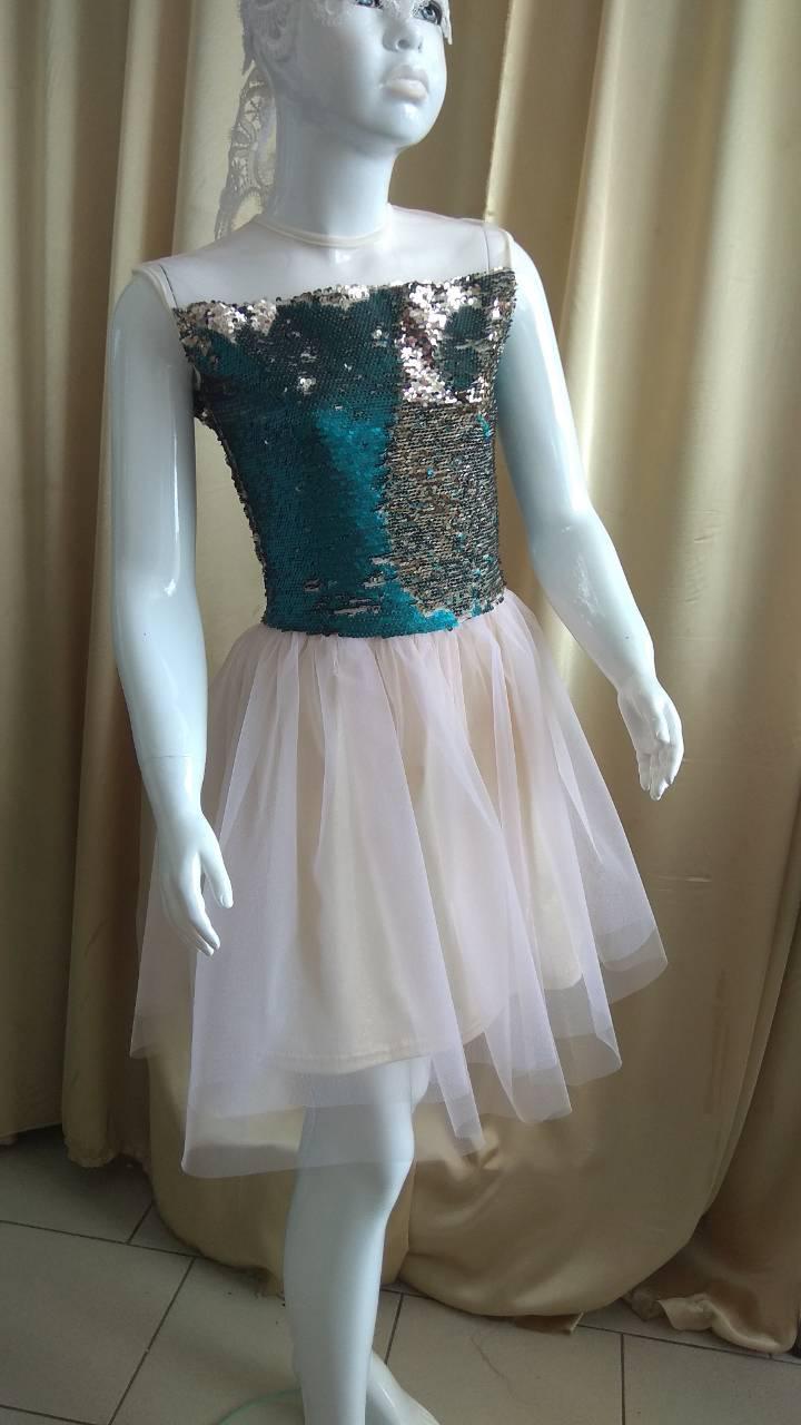 Красивое нарядное платье для девочек - Оптово-розничный магазин