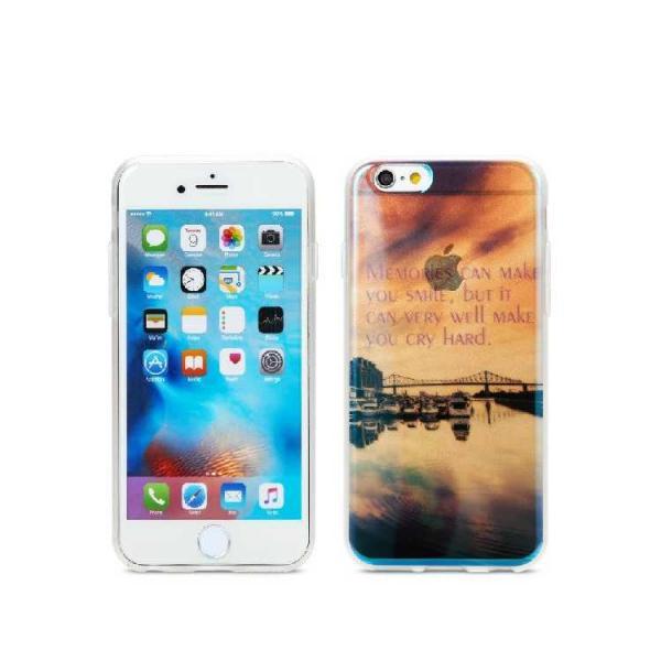 Силиконовый чехол Time lg-02 для iPhone 6/6s REMAX 605002
