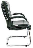 Дакота стул офисный Ричман 1010х610х700 мм полозья, фото 1
