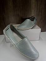 Летние женские туфли ALLSHOES 17153-10K, фото 1