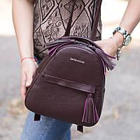 Сумка рюкзак из натуральной кожи 91832