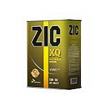 Моторное масло Zic XQ 5W-30 (Канистра 1литр) универсальное (бензин + дизель), фото 2