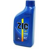 Моторное масло Zic XQ 5W-30 (Канистра 1литр) универсальное (бензин + дизель), фото 5