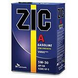 Моторное масло Zic XQ 5W-30 (Канистра 1литр) универсальное (бензин + дизель), фото 7