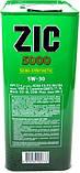 Моторное масло Zic XQ 5W-30 (Канистра 1литр) универсальное (бензин + дизель), фото 10