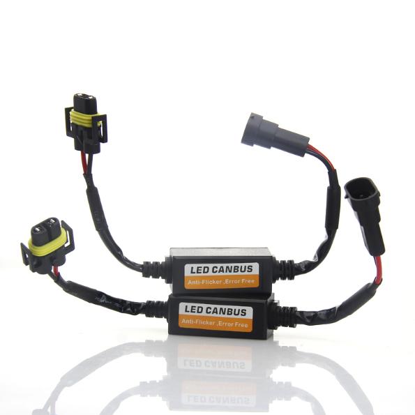 Блок CANBUS Anti Flicker, HB3, HB4 (9005, 9006) для светодиодных LED автоламп