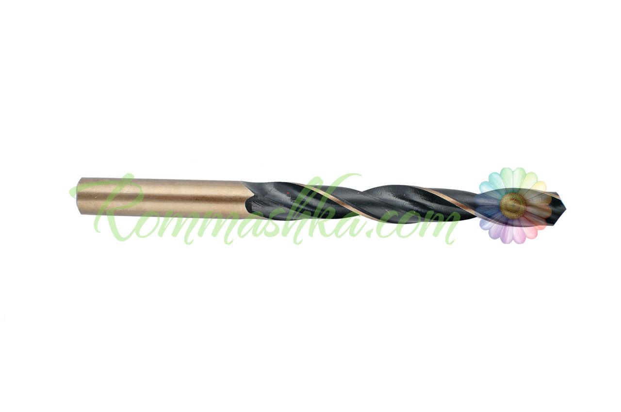 Сверло по металлу MaxiDrill - 6,2 мм, кобальт