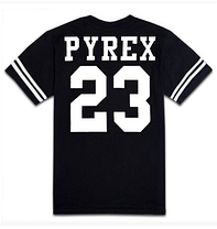 Футболка с номером Pyrex 23, фото 2