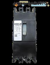 Автоматичний вимикач АЕ2056 100А KEAZ
